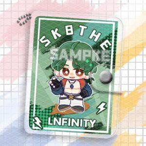 SK8 the Infinity Miya Langa Joe Diary School Notebook Paper Agenda Schedule Planner Sketchbook Gift For 11.jpg 640x640 11 - SK8 The Infinity Store