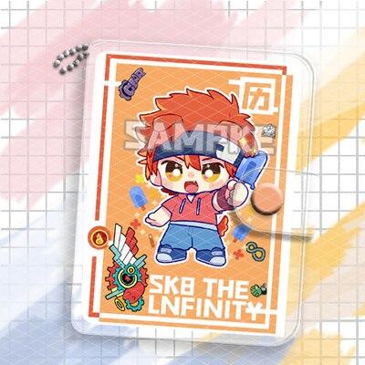SK8 the Infinity Miya Langa Joe Diary School Notebook Paper Agenda Schedule Planner Sketchbook Gift For 14.jpg 640x640 14 - SK8 The Infinity Store