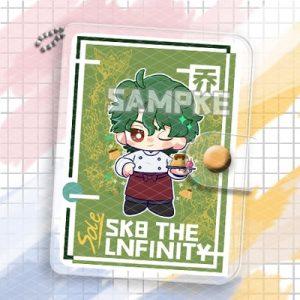 SK8 the Infinity Miya Langa Joe Diary School Notebook Paper Agenda Schedule Planner Sketchbook Gift For 2.jpg 640x640 2 - SK8 The Infinity Store