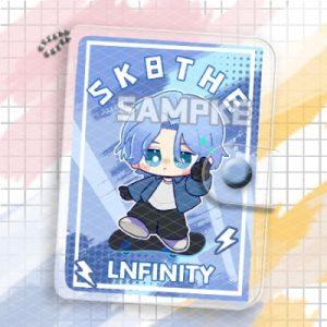 SK8 the Infinity Miya Langa Joe Diary School Notebook Paper Agenda Schedule Planner Sketchbook Gift For 4.jpg 640x640 4 - SK8 The Infinity Store