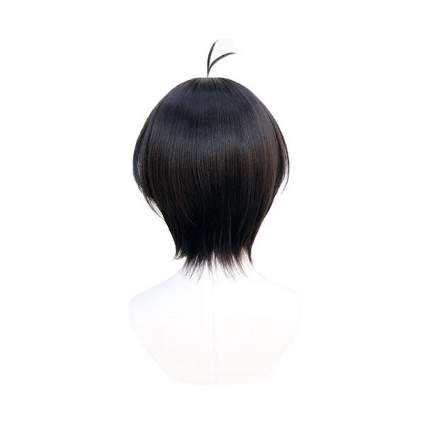Sk8 the Infinity Miya Cosplay Wig Short Black Wig Cosplay Anime Cosplay Wigs Heat Resistant Synthetic 1 - SK8 The Infinity Store