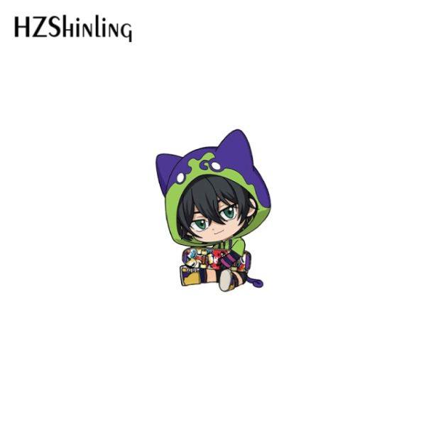 2021 New Anime SK8 The Infinity Acrylic Lapel Pin Miya Reki Epoxy Butterfly Clasp Pin Handmade 3.jpg 640x640 3 - SK8 The Infinity Store