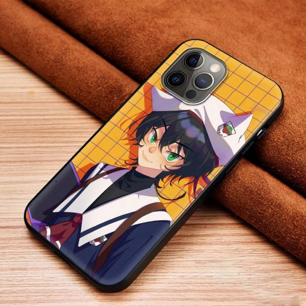 Sk8 The Infinity Anime Phone Case For iPhone 12 Mini 11 Pro Max 7 XR X 1 - SK8 The Infinity Store