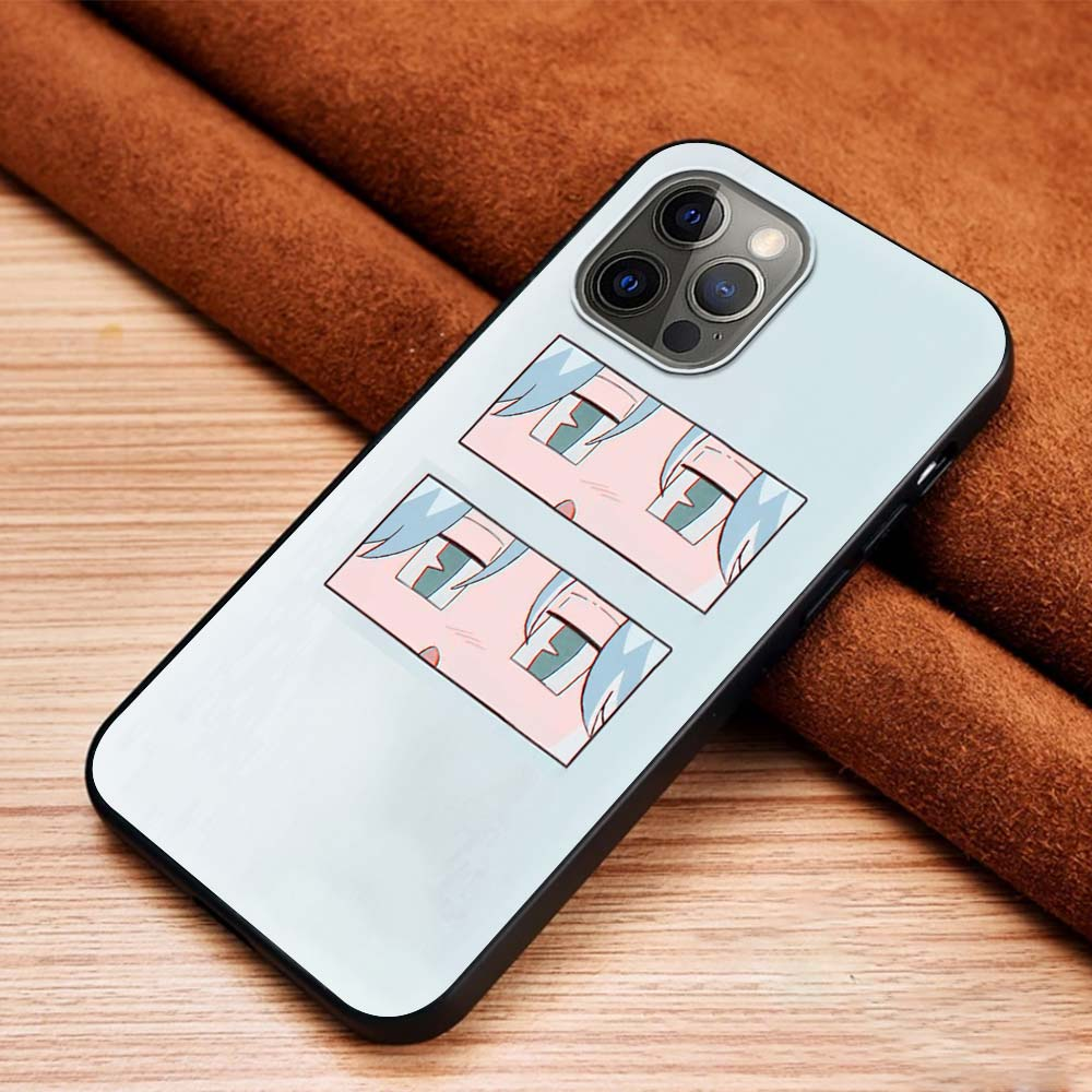 Sk8 The Infinity Anime Phone Case - Soft Silicone Back Cover For Iphone